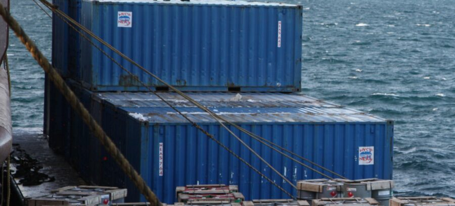 NEAS Containers